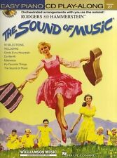 Easy Piano Play-Along The Sound Of Music Learn to Play Music Book SONGS DOWNLOAD
