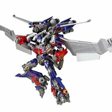 Sci-Fi Revoltech Transformers Dark Of The Moon Optimus Prime Jetwing Equ New F/S