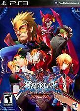 BlazBlue: Continuum Shift Extend -- Limited Edition (Sony PlayStation 3, 2012)