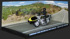 Kawasaki Motorbike - The Spy who love car James Bond Collection 1:43 SCALEref188