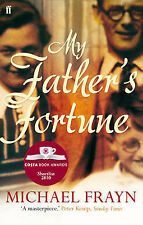 My Father's Fortune: A Life,GOOD Book