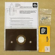 ELU (DEWALT) E40267 DOVETAIL ADAPTOR PLATE FOR USE WITH MOF177E / DW625 DE625E
