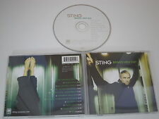 STING/BRAND NEW DAY(A&M 490 451 2) CD ALBUM
