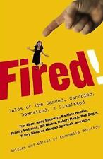 Annabelle Gurwitch - Fired (2014) - Used - Trade Cloth (Hardcover)