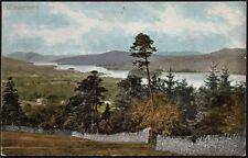 Postcard - Cumbria -  Windermere