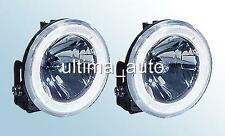 ANGEL EYE LED DRL PHARE ANTIBROUILLARD POUR PEUGEOT PARTNER BOXER EXPERT 10CM