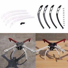 4pcs Tall Landing Skid Gear Quadcopter legs For DJI F450 F550 SK480 FPV