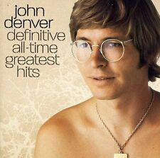 John Denver - Definitive All-Time Greatest Hits [New CD] Canada - Import