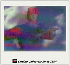 1996 Marvel Motion Trading Cards 3-D Motion card No27 Rogue