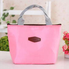 Waterproof Portable Insulated Lunch Storage Box Picnic Food Tote Bag Gifts High