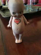 Bisque KEWPIE DOLL Paper Label & Marked Germany 1913 Movable Arms 5.5""