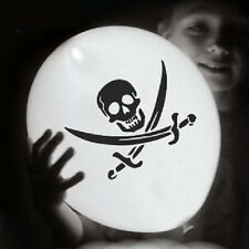 ILLOOM LED LIGHT UP BALLOONS 5 PACK PIRATES MIXED
