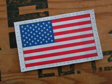 "Patch Velcro "" USA "" couleur 50 étoile écusson US ARMY NAVY AIR FORCE états unis"