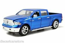 JADA JUST TRUCKS 2014 14 DODGE RAM 1500 PICK UP TRUCK BLUE 1/24 DIECAST 54039