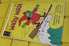 WACKY WITCH - Rare July 1972 Gold Key Occult Magic Surfing Comic Book