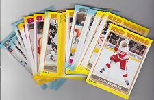 12-13 2012-13 O-PEE-CHEE STICKER - OPC - FINISH YOUR SET LOW SHIPPING RATE
