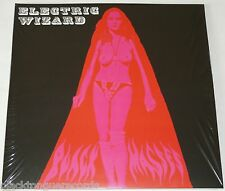 Electric Wizard Black Masses LP Double * SOLID RED * Vinyl LTD Release Brand New