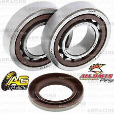 All Balls Crank Shaft Mains Bearings Seals Kit For KTM XC 525 ATV 2008-2009 Quad