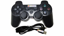 Electro Gaming World Wireless Controller/Joystick for Sony Playstation-3 (Black)