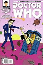 DOCTOR WHO 10TH YEAR 2 #2 1:10 INCENTIVE VARIANT COVER