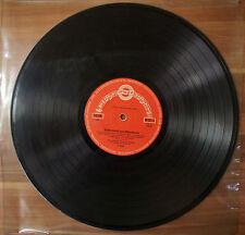 "12"" LP Vinyl Volksmusik aus Oberkrain Tempo 7018 ohne Cover"