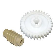 HQRP Engranaje impulsor y helicoidal para Craftsman 13953622, 13953910, 13953914