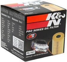 K&N PS-7021 Engine Oil Filter - Designed For Synthetic or Conventional Oil