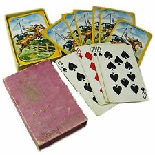 Vintage Arrco St. Regis Pinochle Horse Racing Playing Cards