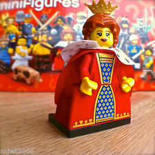 LEGO 71011 Minifigures SERIES 15 QUEEN #16 SEALED Minifigs Crown Mantle Cape