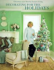 Decorating for the Holidays : Christmas with Martha Stewart Living