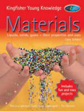 Clive Gifford Kfyk Materials (Kingfisher Young Knowledge) Very Good Book