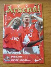 11/04/1998 Arsenal v Newcastle United  (No Apparent Faults)