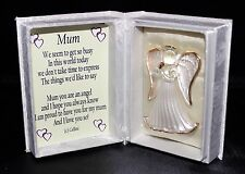 Mum Boxed card Gift with beautiful Poem Mothers day present by Cellini