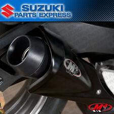 2011 - 2017 SUZUKI GSXR GSX-R GSXR750 M4 BLACK GP SLIP ON EXHAUST SU6112-GP