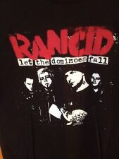 Rancid Let the Dominos Fall Medium T Shirt