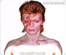 David Bowie Aladdin Sane Colour Mousemat