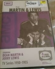 The Martin & Lewis Show (6 hours 2 DVD's) - Dean Martin & Jerry Lewis 1950-1955