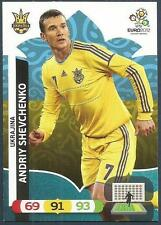 PANINI EURO 2012-ADRENALYN XL-UKRAJINA-UKRAINE-ANDRIY SHEVCHENKO