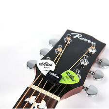 ALICE GUITAR HEADSTOCK RUBBER  PICK PICKS PLECTRUM HOLDER PACK OF 5 HOLDERS