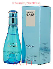 Cool Water by Davidoff 1.6oz 1.7oz 50ml EDT Spray Womens Perfume Authentic New