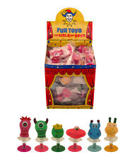 Monster Jump-Ups & Stocking Relleno Bolsa Fiesta Lucky Dip premios (paquete de 24) UK