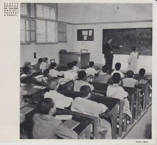 1952  --  MAROC  CLASSE PRIMAIRE COLLEGE MOULAY YOUSSEF A RABAT  3I239