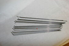 DT Swiss Com 283 mm Stainless Steel Spokes 1.8/1.6 & Alloy Nipples Qty18 s62