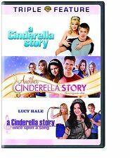 A Cinderella Story / Another Cinderella Story / A Cinderella Story (Triple) DVD