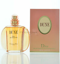 Dune by Christian Dior for Women Eau De Toilette 3.4 oz 100 ml for Women