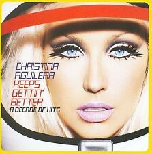 Keeps Gettin' Better: A Decade of Hits  CD/DVD  2008 by Christina Aguilera
