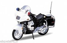 BMW R 1100 RT Police Version (Highway Patrol), Welly Motorrad Modell 1:18