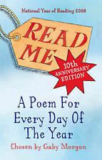 Read Me 10th Anniversary Edition: A poem for every day of the year, Morgan, Gaby