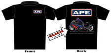Honda APE Drag Race T Shirts New For 2015!