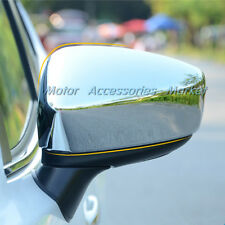 New Chrome Mirror Cover Trim for Mazda 3 M3 Axela 2014 2015 2016